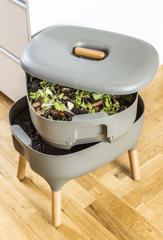 Vermikomposter, vermicomposter, ussifarm, kompost, compost